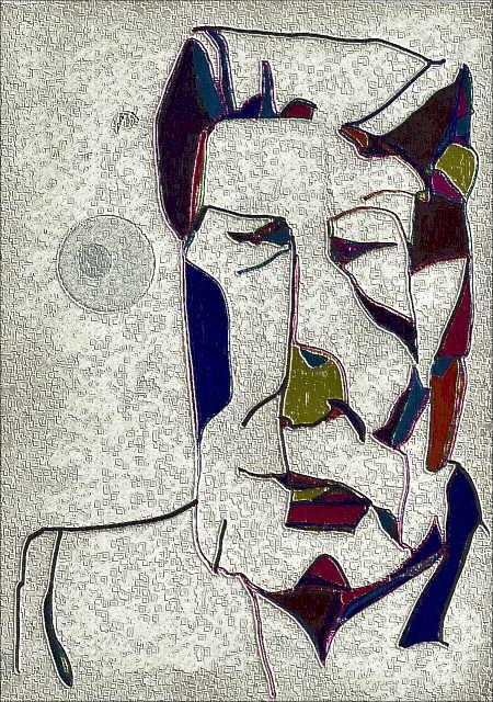 Состоявшийся картина Геннадия Рыбалко