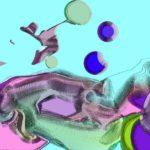 Абстрактный фантастический пейзаж 2 _1_