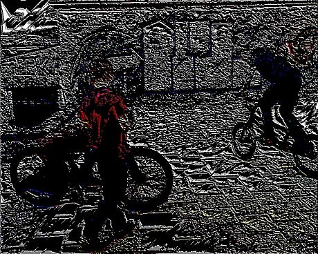 Велофигуристы - Геннадия Рыбалко