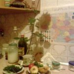 Кухонька – моя страна