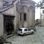 Внутренняя площадка у Армянского собора