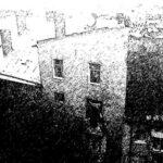 Незнатные дома (гризайль)