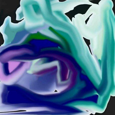 Симфоабстракт «Ледяная феерия» - Геннадий Рыбалко